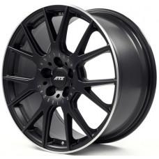 ATS Crosslight racing-black lip polished R19 W9 PCD5x112 ET30 DIA75.1