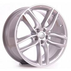 BBS SX brilliant silver R17 W7.5 PCD5x120 ET37 DIA82