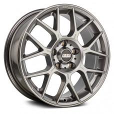BBS XR platinum silver R17 W7.5 PCD5x120 ET32 DIA82