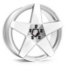 Borbet A brilliant silver R17 W8 PCD5x114.3 ET45 DIA72.6