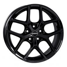 Borbet Y black glossy R18 W8 PCD5x100 ET40 DIA64