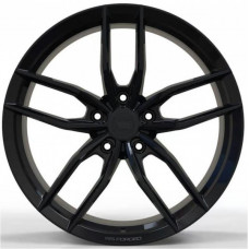WS FORGED WS1049 FULL_BRUSH_BLACK_FORGED R19 W9 PCD5x114.3 ET45 DIA70.5