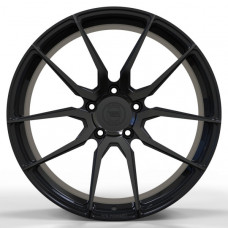 WS FORGED WS1253B GLOSS-BLACK-WITH-DARK-MACHINED-FACE_FORGED R21 W10 PCD5x130 ET50 DIA71.6