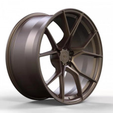WS FORGED WS1287 MATTE_BRONZE_FORGED R20 W10 PCD5x120 ET20 DIA66.9
