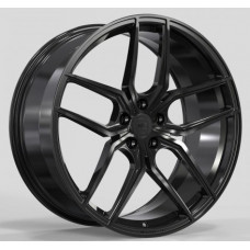 WS FORGED WS1329 Gloss_Black_FORGED R21 W9.5 PCD5x112 ET31 DIA66.5