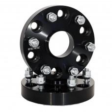 Spacer Н=30 мм Шпилька 12*1,5 PCD6*139.7  DIA 67.1 -> 67.1 BLACK