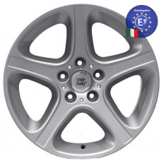 WSP Italy 10,0x19 SPACE W642 5x120 46 72,6 SILVER