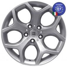 WSP Italy 10,0x19 Hotbird W667 5x120 21 72,6 SILVER