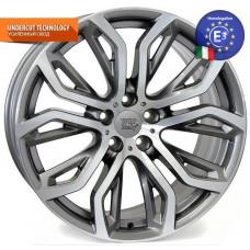 WSP Italy 10,0x20  EVEREST  BB76 W676 5x120 40 74,1 ANT. POLISHED