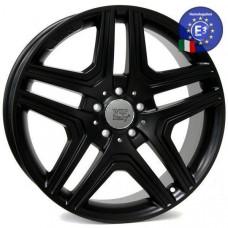 WSP Italy 10,0x20 AMG NERO ME66 W766 5X112 46 66,6 DULL BLACK