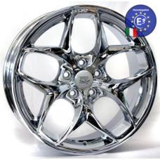 WSP Italy 10,0x19 Holywood W669 5x120 45 74,1 CHROME